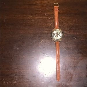 Authentic Michael Kors Signature Watch